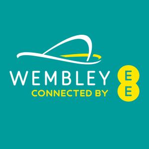 Storey at Wembley Stadium, 2009 including composer and lyricist Arron Storey