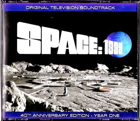Space: 1999 soundtrack featuring guitar by composer and guitarist Arron Storey
