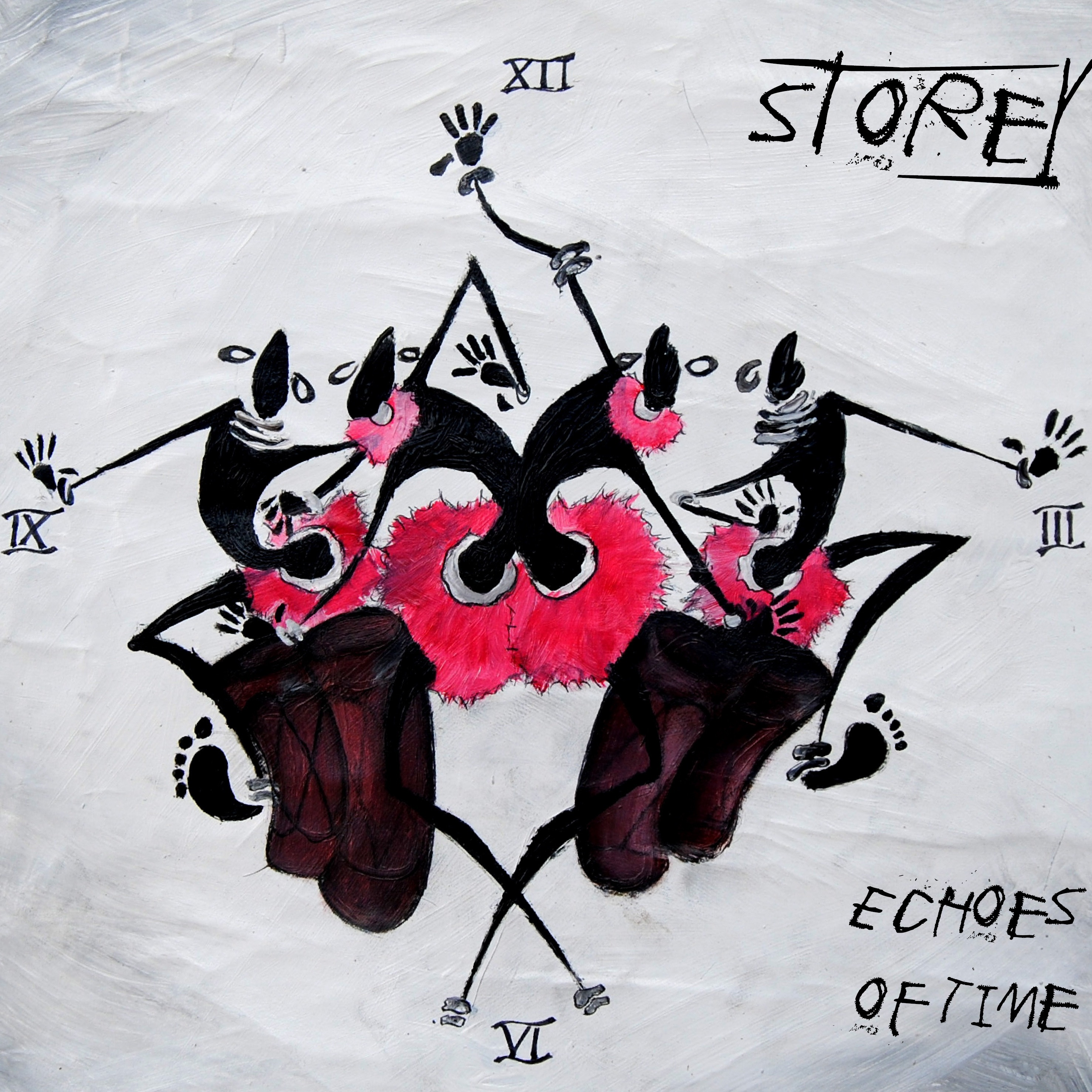 Storey - Echoes of Time. Produced by Arron Storey.
