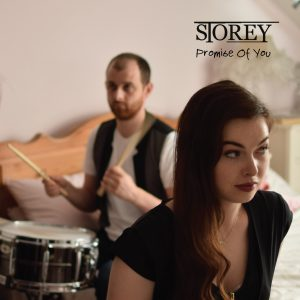 Storey - Promise of You, artwork. Produced by Arron Storey