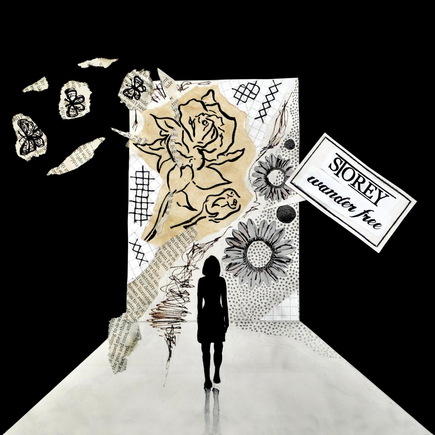 Storey - Wander Free. Produced & lyrics by Arron Storey