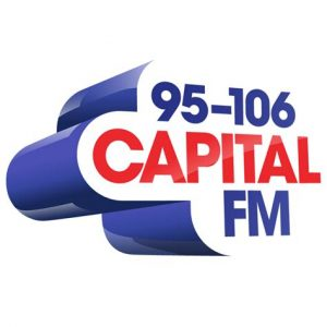 Capital FM - #CapitalExposed, guitar by Arron Storey