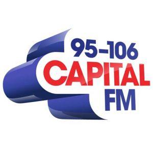 Capital FM - #CapitalExposed, guitar by composer & guitarist Arron Storey