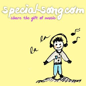Special-Song.com - words, music & vocals by Arron Storey