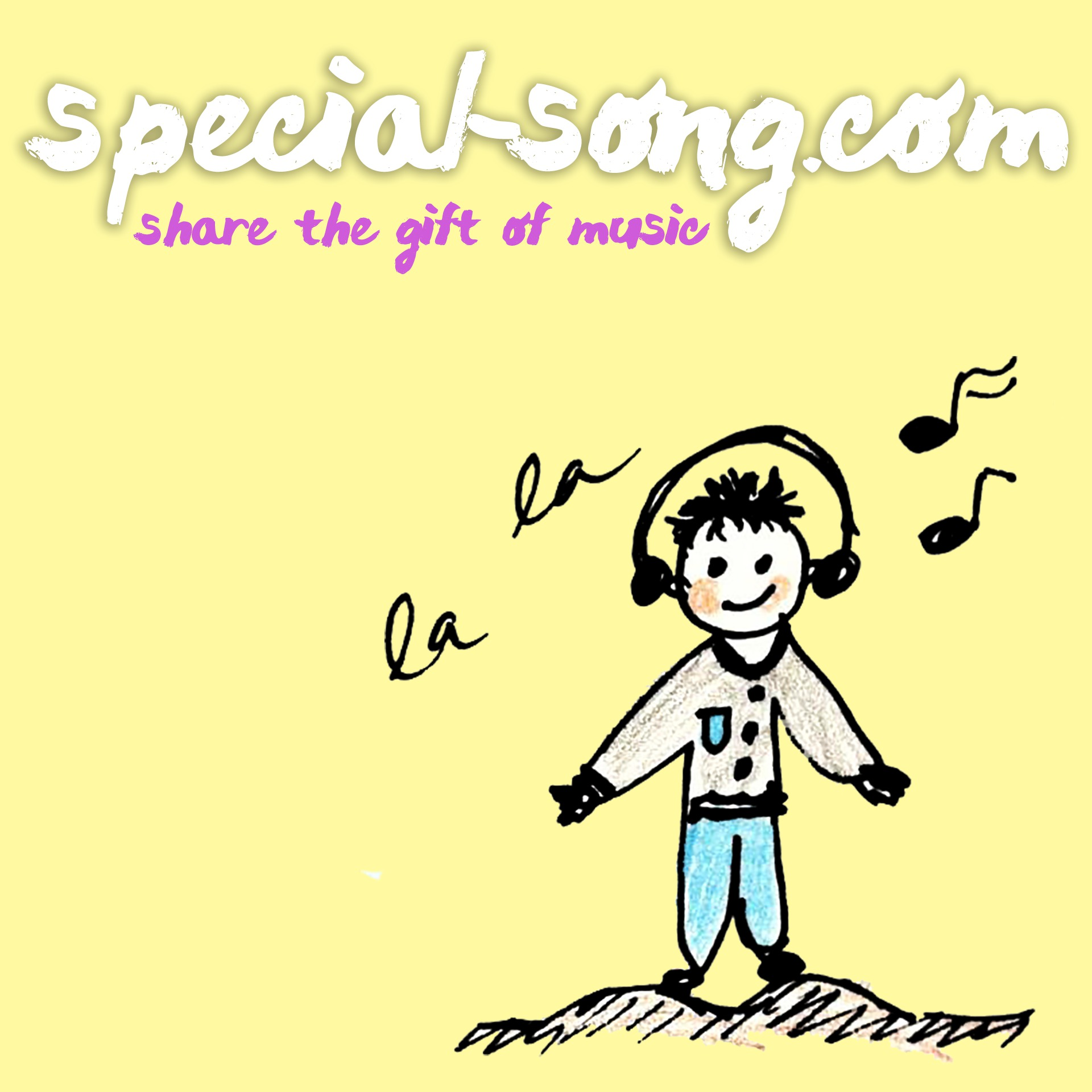 Special-Song.com - words, music and vocals by Arron Storey