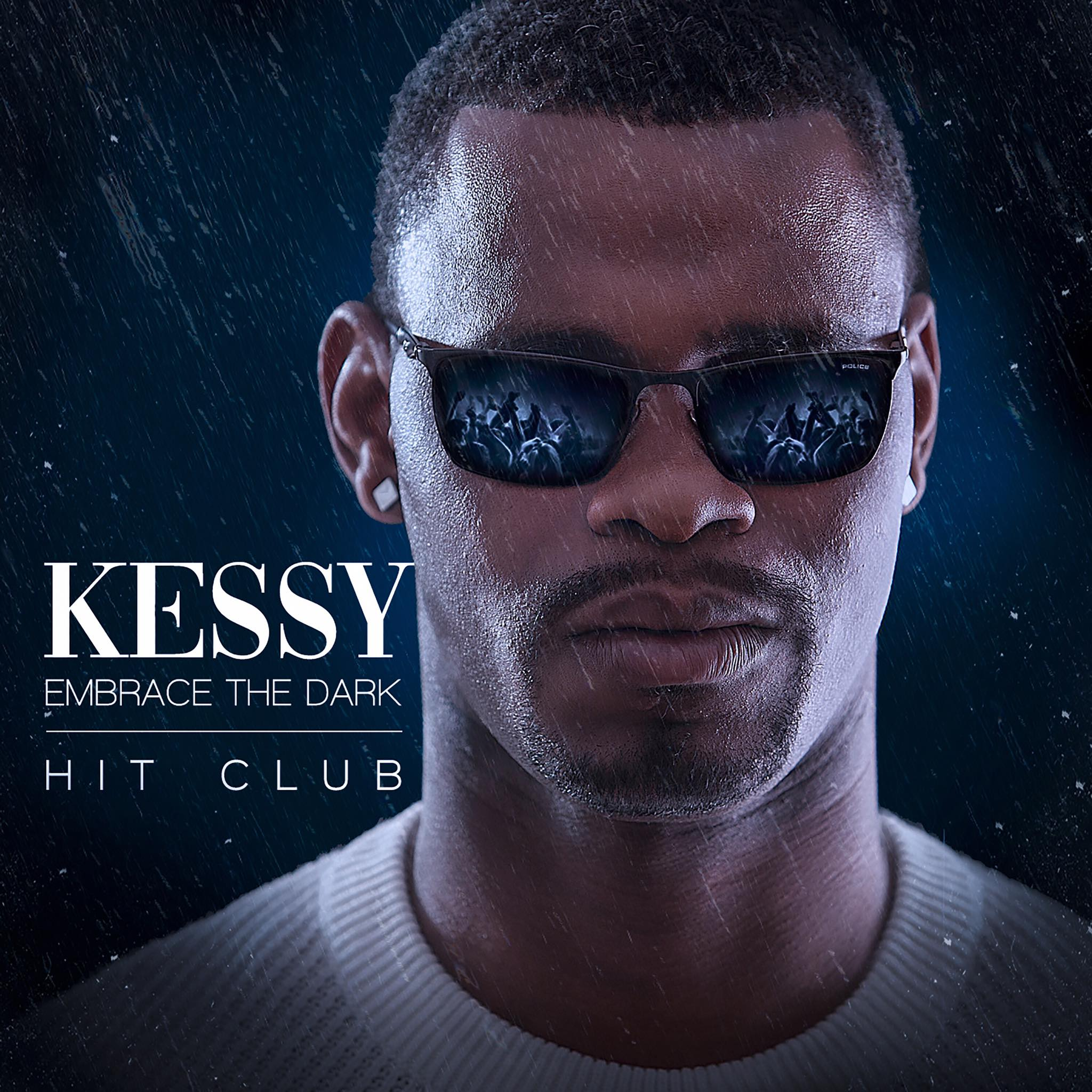 Kessy Embrace The Dark. Lyrics by lyricist Arron Storey