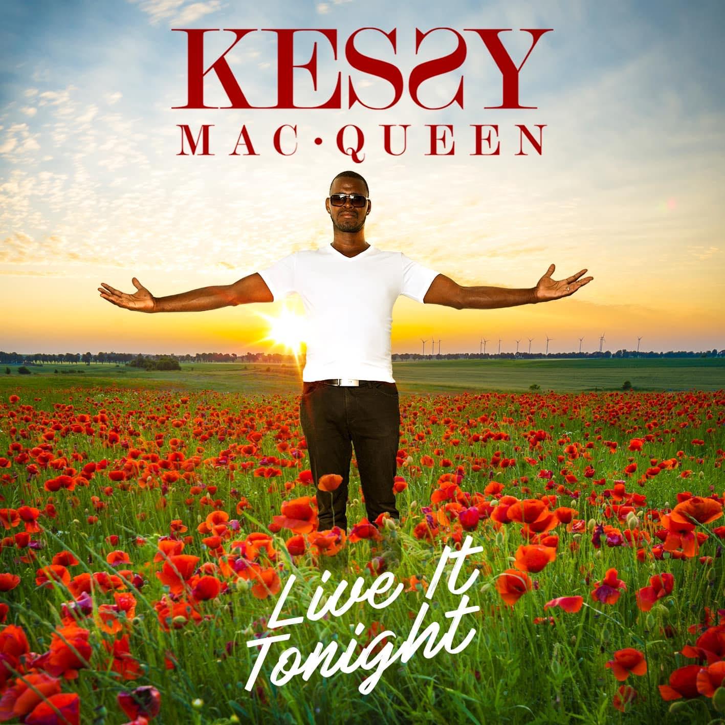 Live It Tonight - lyrics by Arron Storey