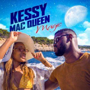 Magic by Kessy Mac Queen. Lyrics by lyricist and composer Arron Storey.