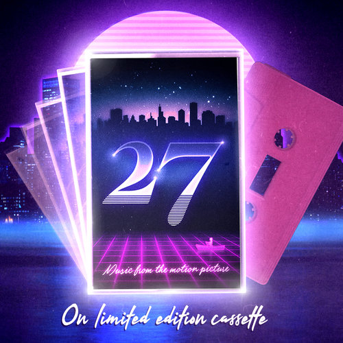 27 Soundtrack album featuring guitar by Arron Storey
