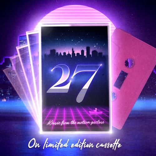 27 Soundtrack album featuring guitar by Arron Storey