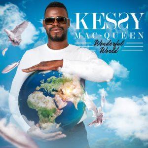 Kessy Wonderful World - lyrics by lyricist Arron Storey